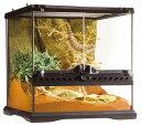爬虫類 飼育 ケージ 爬虫類ケージ トカゲ 樹上性 ヤモリ/ エキゾテラ グラステラリウム3030 PT2600