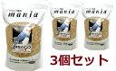 黒瀬ペット マニアシリーズ セキセイインコ 3L×3個セット