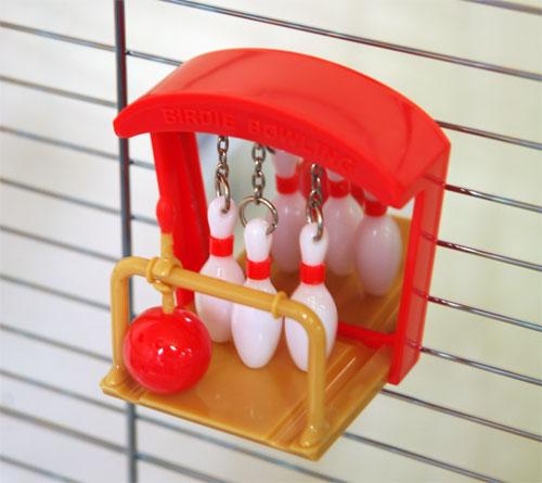 スドー バードボウリング(セキセイインコのおもちゃ)の紹介画像2