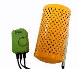 【保温】【小鳥】【ヒーター】【寒さ対策】【旭光電気】アサヒ 電子サーモスタット+ペットヒーター100W 2点保温セット