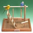 鳥 おもちゃ 止まり木 卓上 / サカイペット バードアスレチック SH-300 【あす楽】