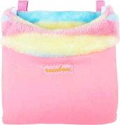 あったかミニポケット ピンク(サイズ:幅約13×高さ約約11cm)