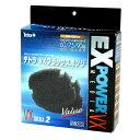 テトラ VXブラックスポンジ バリューエックスパワー VXメディア2 2枚入【あす楽】【05P03Dec16】