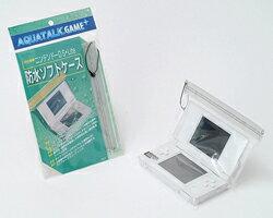 ポータブルゲーム機用 防水ケース アクアトーク ゲームプラス(ニンテンドーDSライト用)Nintendo DS Lite用ソフトケース 防水カバー 【メール便可】【あす楽対応_関東】