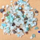 【写真通り】純天然 静岡県の天然 シーグラス(ビーチグラス) ハンドメイド、クラフト 材料、手づくりアクセサリーにマジカルなパワーを込めたい人に(seaglass-000h)(写真の物が届きます)ガラス カレット【P10】