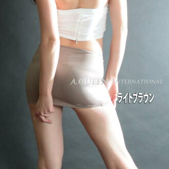 Neon color ☆/z [cosplay lingerie faux leather tight CAMI tank, Lowrise, showing bra