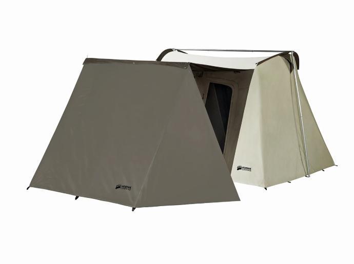 コディアックキャンバスフレックスボウデラックス8人用テント