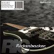 Rickenbacker 9551145-105 エレキベース弦Nicekl Round Wound