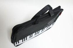 PianoLineファスナー付きレッスントート