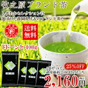 お茶 緑茶 日本茶 静岡茶【限定25%OFF&送料無料】2017年度産 静岡県牧之原ブランド茶望銀印