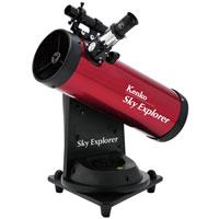 【送料無料】ケンコー 天体望遠鏡 Sky Explorer SE-AT100N JAN末番2277