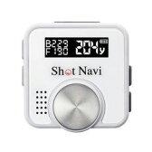 【送料無料】Shot Navi V1 [ホワイト] /ゴルフ用ナビ JAN末番0122