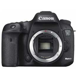 【送料無料】Canon EOS 7D Mark II ボディ デジタル一眼レフカメラ JAN末番1617