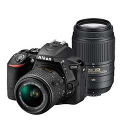 Nikon D5500 ダブルズームキット   デジタル一眼レフカメラ JAN末番4512※Winter Chance キャッシュバックキャンペーン2016年1月17日 迄