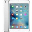 【送料無料】【即納】APPLE iPad mini 4 Wi-Fiモデル 128GB MK9P2J/A [シルバー]