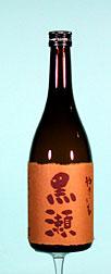 【誕生日】【ギフト】【お中元】【御中元】鹿児島酒造 黒瀬 芋 (やき芋焼酎)720ml