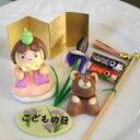 【冷凍便】子供の日ケーキオーナメントセット(端午の節句ケーキ...