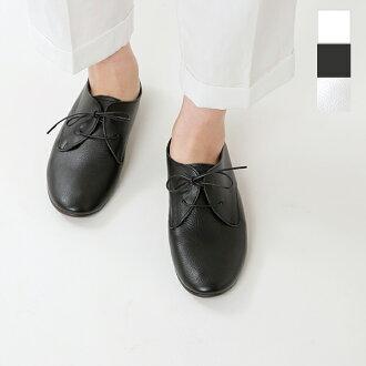 ramble (rumble) シュリンクレザーレース up shoes 373-11083-aa