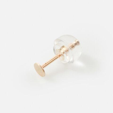 """■【最大38倍】【2018ss新作】Kathleen Whitaker(キャスリーン・ウィテカー)ゴールドサークルピアス""""Spangle Earring Small""""(片耳) p-sg-02-mm"""
