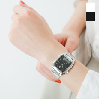 ■ CASIO (CASIO) an analog-digital dual time watch aq-230a-rf