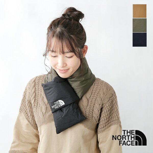 """【最大40倍】THE NORTH FACE(ノースフェイス)ヌプシダウンマフラー""""Nuptse Muffler"""" nn71801-rf"""