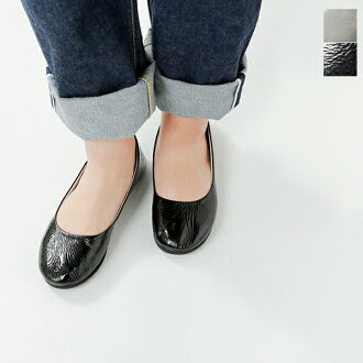 "■ fs/ny (エフエススラッシュエヌワイ) enamel ballet slippers ""sloop-patent"" sloop-patent-kt / standard products"