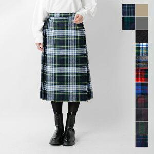 オニールオブダブリン プリーツ スカート
