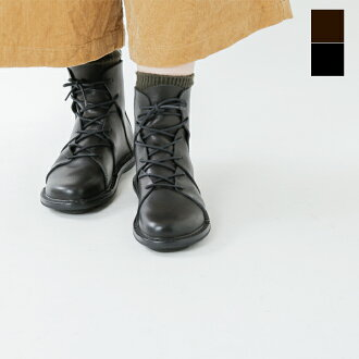 "■ trippen (trippen) lace-up booties ""NOMAD"" nomad-waw / standard products"