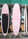"""【試乗中古】 SURFTECH(サーフテック)MARISA MILLER モデル スタンドアップパドルボード TUFLITE素材 【Pink/Whitre】10'6"""" サーフテック SUP"""