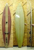 290cm【中古】ウインドサーフィン HORIZON SAILBOARD [REDライン] 希少 ビンテージ!! インテリアにも!! 中古ウインド WIND SURFINの画像