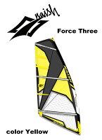 【メーカーお取り寄せ】NAISH(ナッシュ) Force Threeモデル 4.7セイル Sailの画像
