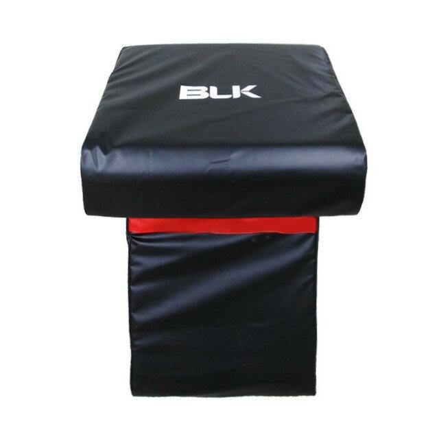 BLK クリーンアウトヒットシールド AR008-007 ラグビー ブラック コンタクトバック