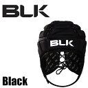 BLK エキゾテック ヘッドガード Junior Black 小学生用 AR008-024 ラグビー ブラック ヘッドギア