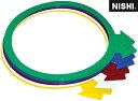 ニシ・スポーツ ケンステップ T6936 20枚組 後継品ディレクションリング NISHI リトミック
