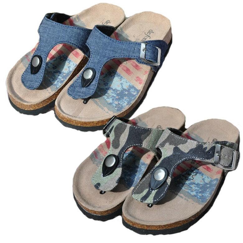 サンダルキッズデフォンセカこども靴defonsecaTRAVEL3515-18cm男の子女の子15c
