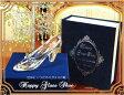 【高品質クリスタル製ガラスの靴】【BOX&彫刻込み】/ガラスの靴/リングピロー/プロポーズ/プレゼント/誕生日/結婚/記念日/名前入り/名入れ/シンデレラ