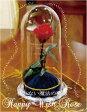 美女と野獣のバラ【お名前とメッセージの彫刻込み】美女と野獣バラ/プロポーズ/プレゼント/誕生日/プレゼント女性/記念日/結婚/枯れないお花/名前入り/名入れ