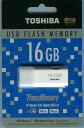 [TOSHIBA] (パッケージ不良)東芝 USBフラッシュメモリ TransMemory 16GB UHYBS-016GH