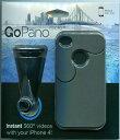 【EyeSee 360】 iPhone 4 及び 4Sで360度パノラマ動画撮影!GoPano Micro レンズ