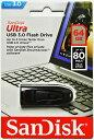 [SanDisk] サンディスク 最大転送速度80MB/s!超速のUSB3.0フラッシュメモリ 64GB SDCZ48-064G-U46