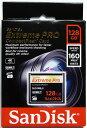 [Sandisk] 超高速1067倍速(160MB/s) サンディスク Extreme Pro CFカード 128GB(UDMA7対応) SDCFXPS-128G-X46