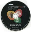 【送料無料】 NERO 10 ESSENTIALS OEM (高機能DVDライティング・編集ソフト・Windows7対応) Nero Multimedia Suite 10 Essentials