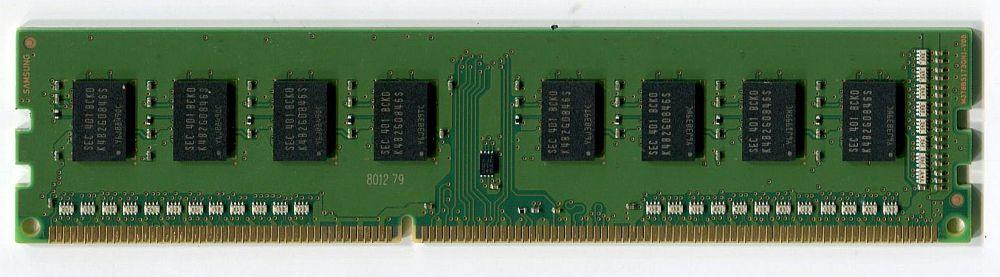 SAMSUNG 3rd サムスンチップ搭載 デスクトップ用メモリ SDRAM DIMM DDR3-1333 PC3-10600 2GB