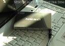 【NESO】信頼の日立製HDD採用 ポータブルハードディスク 160GB N2501S-160G