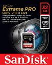 楽天アーキサイト@ダイレクト[Sandisk] (パッケージ不良)読込最大280MB/s 書込最大250MB/s!サンディスク Extreme PRO SDHC UHS-II Card 32GB 海外パッケージ SDSDXPB-032G-G46
