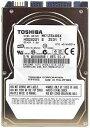 [TOSHIBA] 東芝 2.5inch HDD 120GB SATA 9.5mm厚 512セクター(非AFT)モデル MK1234GSX