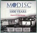 【Millenniata】1000年の耐久性!? M-Discメディア 4.7GB MDHA001D シングルパッケージ