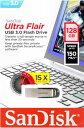 [SANDISK] サンディスク 超速!読込150MB/s USB3.0対応 フラッシュメモリ 128GB SDCZ73-128G-G46