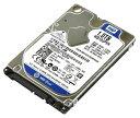[Western Digital] ウェスタンデジタル 2.5inch HDD 1TB SATA 6.0Gbps 5400回転 9.5mm厚 WD10JPVX