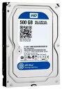 WesternDigital リファービッシュ ウエスタンデジタル 3.5inch HDD 500GB SATA 7200回転 512セクター(非AFT)モデル WD5000AAKX